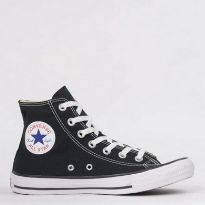 Bota Converse All Star CT As Core Hi Preto