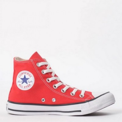 Bota Converse All Star CT As Core Hi Vermelho